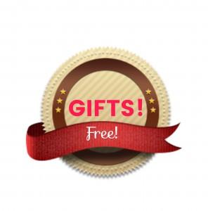 Free Gift Badge IMG_0277